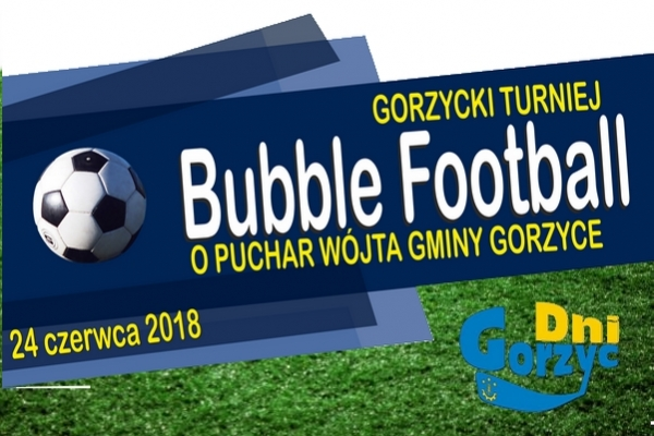 TURNIEJU BUBBLE FOOTBALL