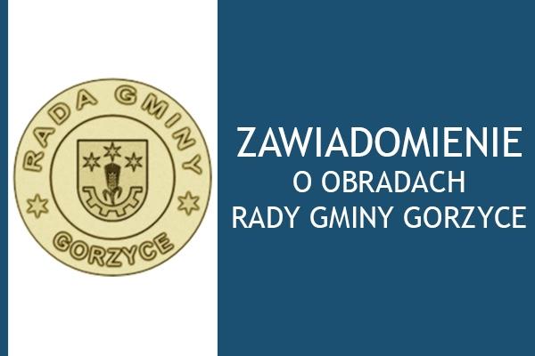 LVII SESJA RADY GMINY